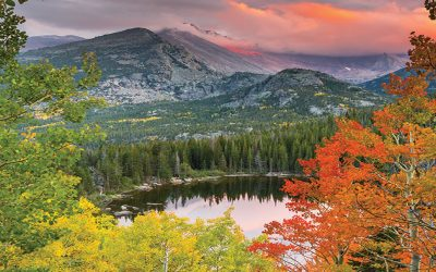 ASPEN FALL SPECTACULAR IN COLORADO