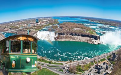 Niagara Falls  – Bus 2