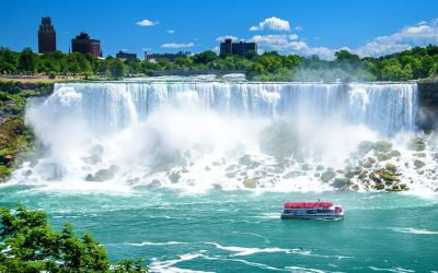 Niagara Falls 2019 – Departing Indiana & Ohio