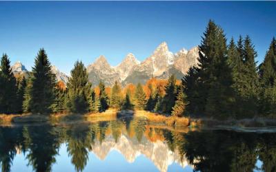 Wyoming and Utah 2019
