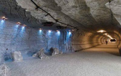 KANSAS UNDERGROUND SALT MUSEUM & COSMOSPHERE