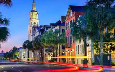 Savannah, Charleston, & The Old South