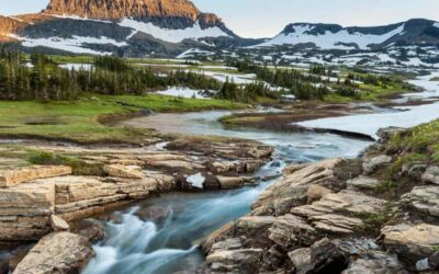 MONTANA, YELLOWSTONE & GLACIER NATIONAL PARKS