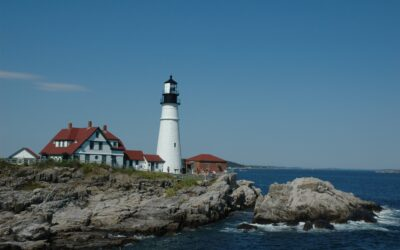 CHASE THE SUN TO MAINE