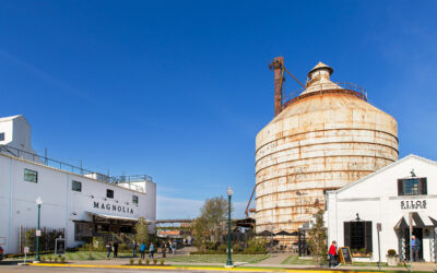 PIONEER WOMAN MERCANTILE & MAGNOLIA MARKET AT THE SILOS – BUS 1