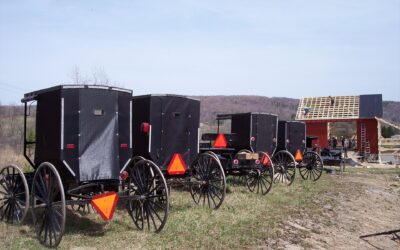 AMISH FOR A DAY IN PAWNEE CITY, NE SEPTEMBER 9, 2020